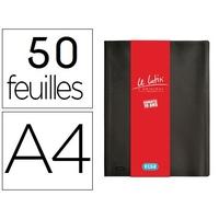 LUTIN CLASSIQUE A4 100 VUES NOIR