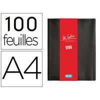 LUTIN CLASSIQUE A4 200 VUES NOIR
