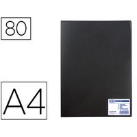 MEMPHIS A4 160 VUES NOIR