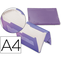 TRIEUR POLYPRO FROSTY 13 COMPARTIMENTS VIOLET