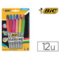 MARKING COLOR BLISTER DE 12 INTENSES