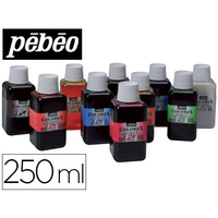 ENCRE COLOREX 250ML X 10 ASSORTIS