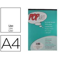 TOILE POP ART A4 X20