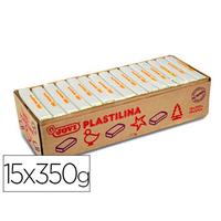 PLASTILINA VÉGÉTALE 350G BLANC