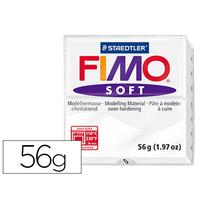 FIMO SOFT 56G BLANC