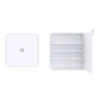 ARMOIRE A PHARMACIE MULTIBOX BLANC