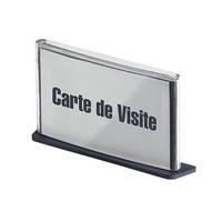 SIGNALISATION FORMAT CARTE DE VISITE