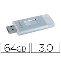 CLÉ USB 3.0 FLASH DRIVE 64GB
