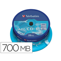 CD-R AZO TOUR DE 25