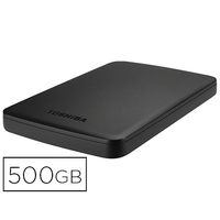 DISQUE DUR CANVIO BASICS 500GB