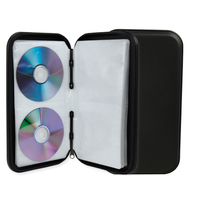 PORTE-FEUILLE POUR 48 CD/DVD
