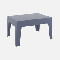 BOXI TABLE BASSE GRIS