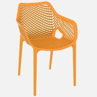BRAiRA FAUTEUIL ORANGE