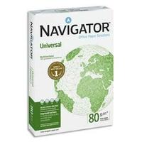 NAVIGATOR Ramette de 500 feuilles blanc Navigator Universal A4 80 grammes