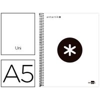 ANTARTIK 14.8X21CM 240 PAGES UNI BLANC