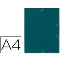 CHEMISE A4+ 3 RABATS VERT