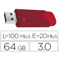 CLÉ USB 3.1 CLICK B100 FAST 64Go