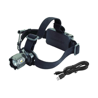 LAMPE FRONTALE RECHARGEABLE 380 LUMENS