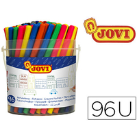 COLORIAGE JOVI POT DE 96