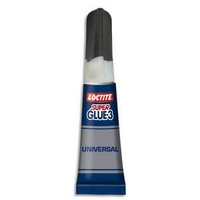 SUPERGLUE UNIVERSAL FLACON 3g