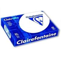 CLAIREFONTAINE Ramette de 500 feuilles papier blanc CLAIRALFA 80 grammes format A4 1979