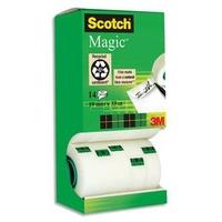 SCOTCH MAGIC TOUR DE 14 RUBANS 19mmx33m