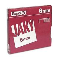 RAPID AGRAFES JACKY6 BOITE DE 1000