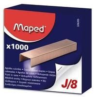 RAPID AGRAFES JACKY8 BOITE DE 1000
