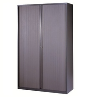 Corps anthracite - Rideaux anthracite - ARMOIRE HAUTE