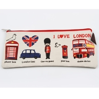 LONDON TROUSSE EN TOILE