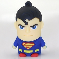 SUPERMAN CLÉ USB 8Gb