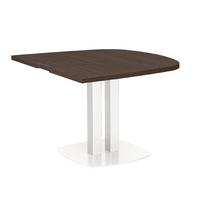 XENON CHÊNE TABLE ½ OVALE
