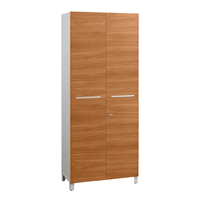 SUNDAY NOYER ARMOIRE 2 PORTES SANS TOP
