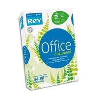 PAPYRUS Ramette 500 feuilles papier blanc OFFICE DOCUMENT PAPER copieur, laser, jet d?encre 80g format A4