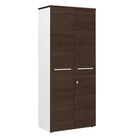 YES/XERUS CHENE ROYAL ARMOIRE 2 PORTES