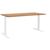 YES/XERUS MERISIER TABLE DE RÉUNION MODULAIRE 160cm