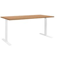 YES/XERUS MERISIER TABLE DE RÉUNION MODULAIRE 140cm