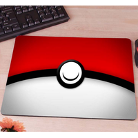 POKEMON TAPIS SOURIS POKEBALL