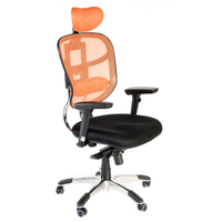 TECKNET NOIR ORANGE