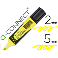 Q-CONNECT PREMIUM JAUNE
