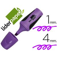 LIDERPAPEL SURLIGNEUR MINI VIOLET