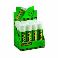 SCOTCH OFFICE BÂTON 40g LOT DE 12