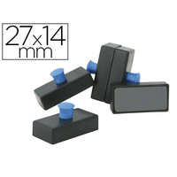 SAFETOOL BOITE DE 5 AIMANTS 27x14mm
