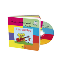 LES CORDES LIVRE-CD IMAGIER PHOTO MUSICAL