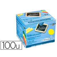 CRAIES CLASSIQUES PACK DE 100 JAUNES