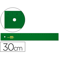 LIDERPAPEL ACRYLIQUE RÈGLE 30cm