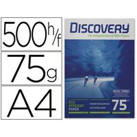 DISCOVERY A4 75G RAMETTE DE 500 FEUILLES