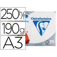 CLAIREFONTAINE DCP A3 190G RAMETTE DE 250 FEUILLES