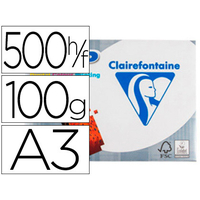 CLAIREFONTAINE DCP A3 100G