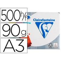 CLAIREFONTAINE DCP A3 90G RAMETTE DE 500 FEUILLES